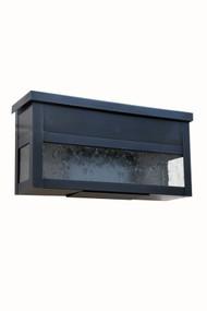 Hidden Glass Mailbox