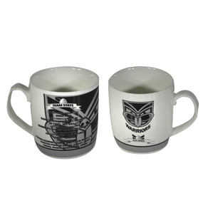 Warriors Club History Mug