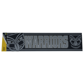 Warriors Bumper Sticker