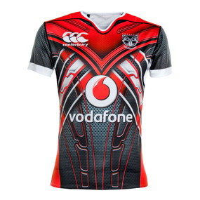 2016 Vodafone Warriors CCC U20s Training Jersey - Adults