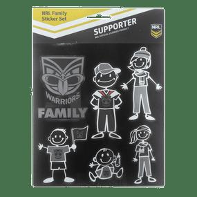 Family Sticker Set