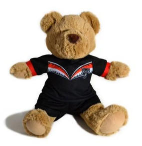 Warriors Teddy Bear