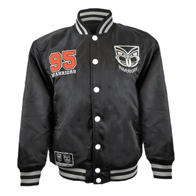 2016 Warriors Classic Youth Baseball Jacket