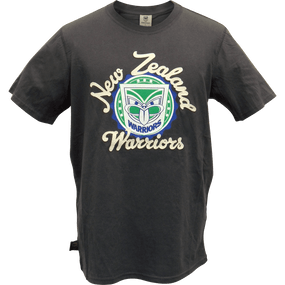 Warriors Heritage Tee - Slate