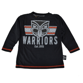 2016 Warriors Classic Infants Long Sleeve Tee