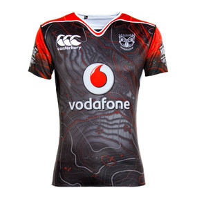 2016 Vodafone Warriors CCC Alternate Training Jersey *Club Exclusive* - Adults