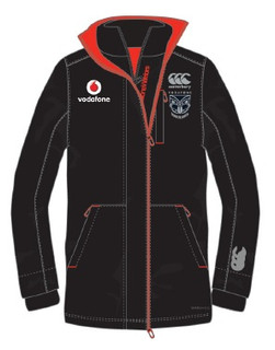 2016 Vodafone Warriors CCC Sideline Jacket