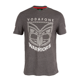 2016 Vodafone Warriors CCC Sideline Tee - Kids