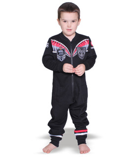 NZ Warriors Kids Onesie