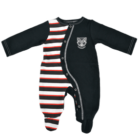 2016 Warriors Infant Coverall