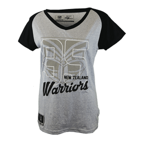 2016 Warriors Classic Womens Grey Tee