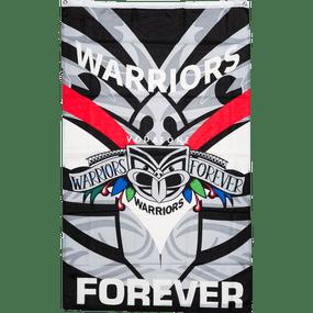 2015 Warriors Forever Cape Flag
