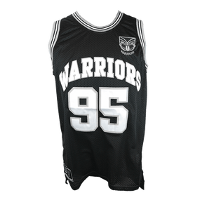 2016 Warriors Classic Youth Basketball Singlet