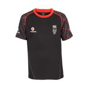 2017 Vodafone Warriors CCC Training Tee - Kids