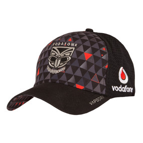 2017 Vodafone Warriors CCC Training Cap - Adults