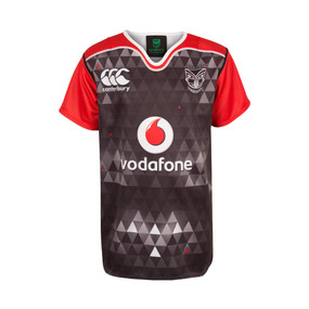 2017 Vodafone Warriors CCC Training Jersey - Kids