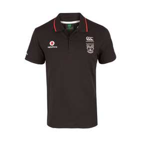 2017 Vodafone Warriors CCC Herringbone Polo