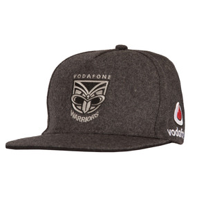 2017 Vodafone Warriors CCC Flatpeak Cap