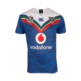 2017 Vodafone Warriors CCC Heritage Jersey - Adults