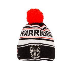 2017 Vodafone Warriors CCC Beanie
