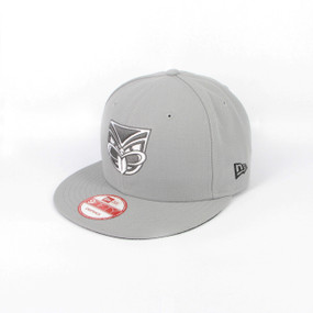 2017 Warriors New Era 950 Team Grey Cap
