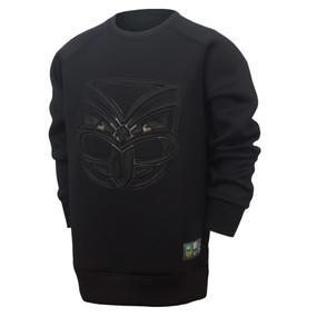 2017 Warriors Supporter Embossed Sweatshirt