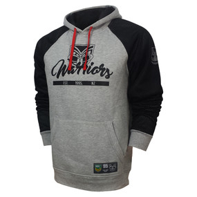 2017 Warriors Supporter Mesh Pullover Hoodie