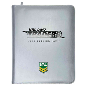 2017 NRL Traders Album