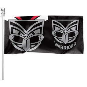 Warriors Pole Flag