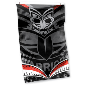 Warriors Cape Flag