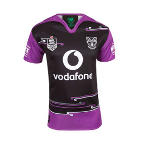 2018 Vodafone Warriors CCC Women in League Jersey - Adults