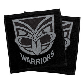 Warriors Face Towels 2 Pack