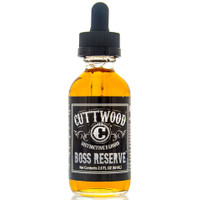 Cuttwood 60ml Eliquid - Boss Reserve
