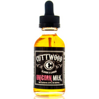 Cuttwood 60ml Eliquid - Unicorn Milk