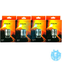 SMOK TFV8 Replacement Coils 3-pack (V8-T6, V8-T8, V8-T10, V8-Q4)