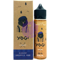 Yogi Bear 60ml E-liquid - Blueberry Granola Bar