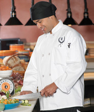 8 Button Chef Coat