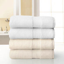Grand Patrician Hand Towel - White