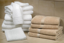 Magnificence Towels - Pima Cotton Luxury - Made in USA