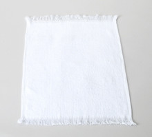 11x18 White Fingertip Towels