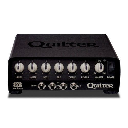 Quilter 101 mini Reverb guitar head amplifier