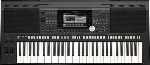 Yamaha PSR-S970 61 note arranger keyboard with built in speakers