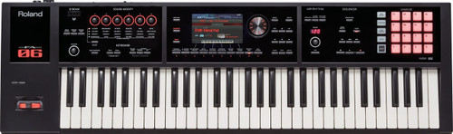 Roland FA-06 61 key Music Keyboard Workstation