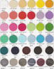 Leather Colorways - Pela Monogram Initial Leather Key Chain & Key Fob