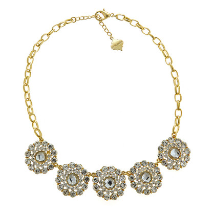 Bloom Crystal Necklace