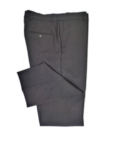 S.Cohen 'Padova-Z'-Modern Fit Smart Suit Pant in 6 Colors - Shown in Charcoal