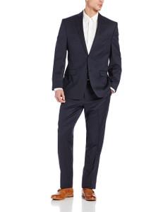 Calvin Klein Malik Slim Fit Suit in Navy