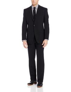 Calvin Klein Malik Slim Fit Suit in Black