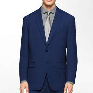 Calvin Klein Mabin Slim Fit Blazer - Modern Blue