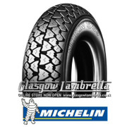 Michelin S83 350 x 10 Set of 3 Tyres